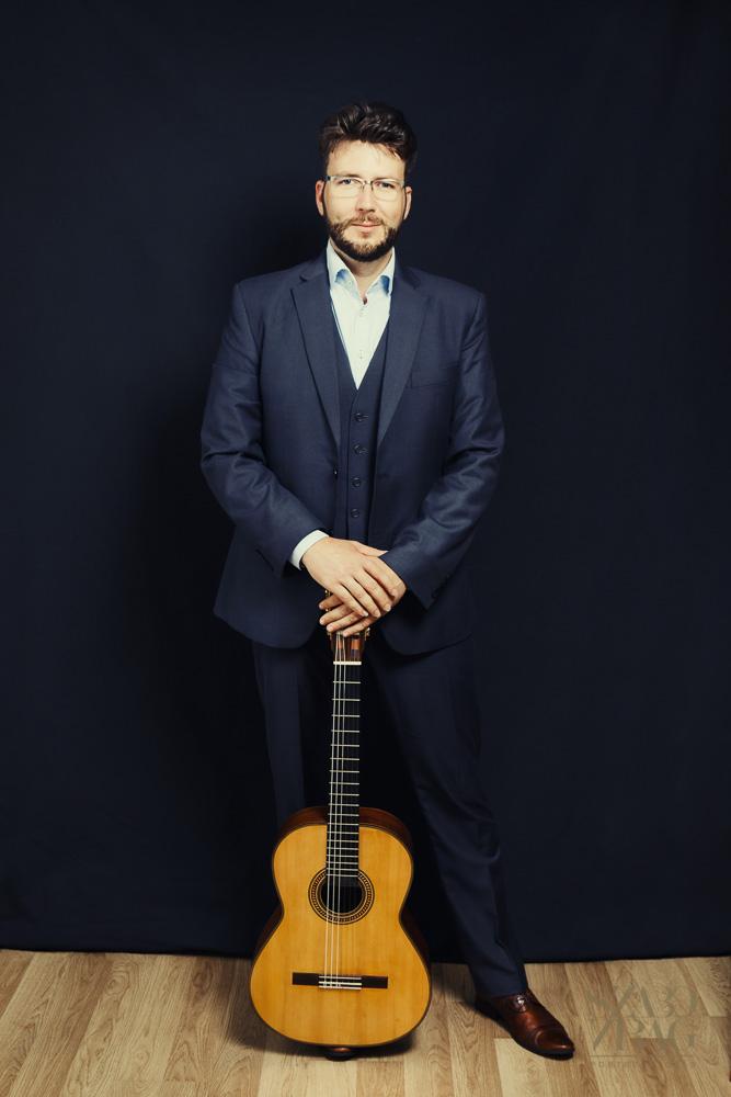 zenész portré